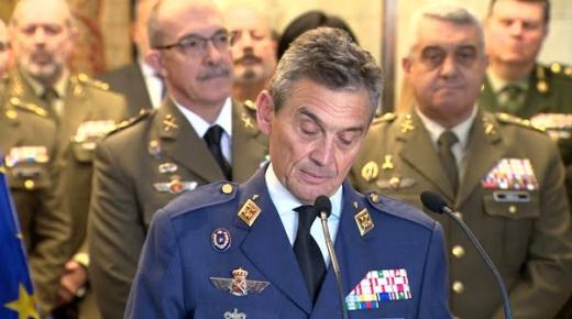 لقاح كورونا يثير جدلا واسعا باسبانيا ويتسبب في استقالة رئيس أركان الجيش وإقالة ضباط كبار ومسؤولين