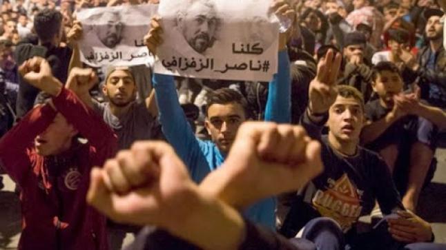 حراك الريف.. المعتقل أهباض يعلن استعداده للحوار على أمل معانقته الحرية