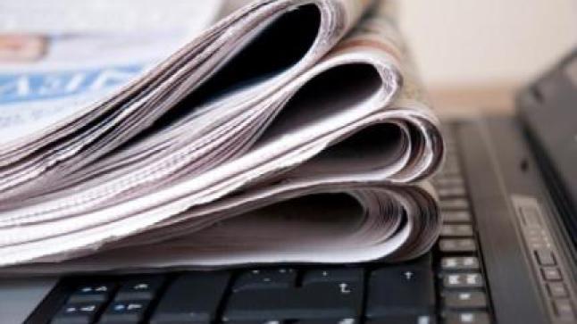 79% من القراء يعتبرون أن المواقع الإلكترونية هي مصدر الأخبار الرئيسي بالنسبة لهم