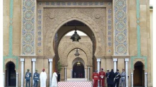 مستجدات في قضية الطائرة التي حلقت فوق القصر الملكي
