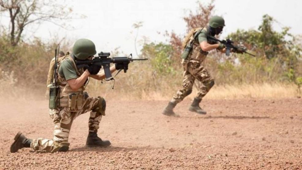 القوات المسلحة الملكية ترسل مئات الجنود المغاربة إلى قطر
