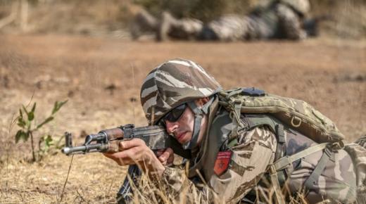 في لقاء نادر الحدوث.. قوات مغربية وجزائرية جنبا إلى جنب في عرض البحر