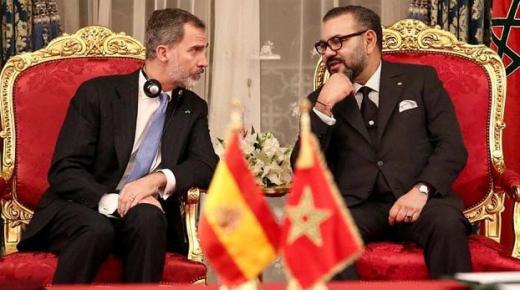 الملك يعلن عودة العلاقات مع إسبانيا بعد مفاوضات أشرف عليها شخصياً