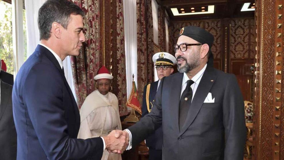 الإسبانيول: الملك محمد السادس أعطى الضوء الأخضر لاستقبال رئيس حكومة إسبانيا