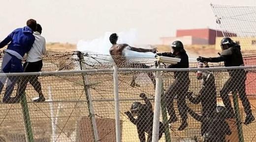 جمعيات حقوقية دولية تطرح خروقات الهجرة في الحدود مع مليلية وسبتة في البرلمان الأوروبي