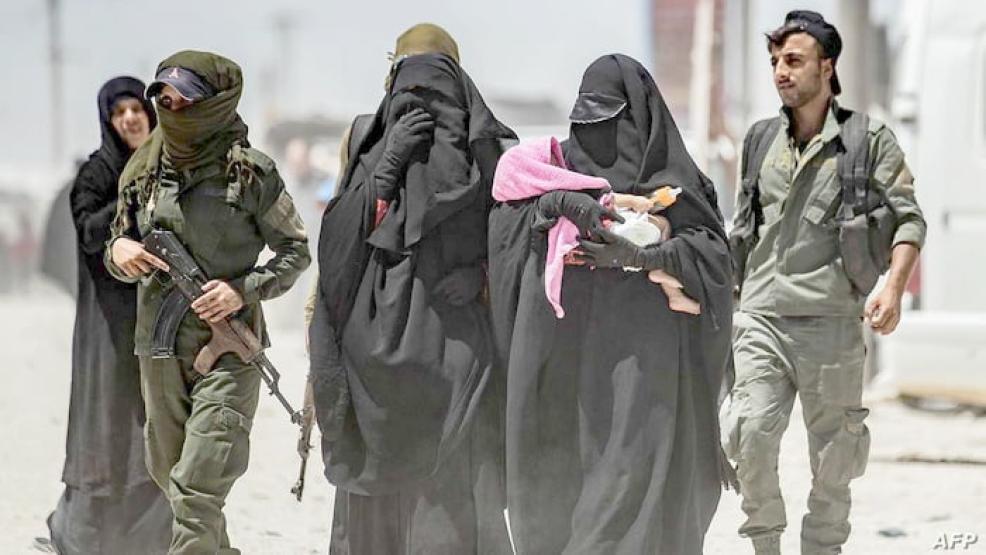 حقوقيون يطالبون الحكومة الجديدة بإرجاع النساء والأطفال المغاربة المحتجزين في سوريا والعراق