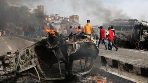 إنفجار قنبلة بالجزائر تقتل خمسة مدنيين وإصابة آخرين