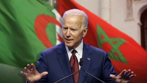 """رسميا.. الجزائر تراسل """"بايدن"""" للتراجع عن مغربية الصحراء"""