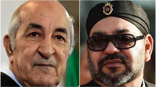 الملك يبعث ببرقية تهاني للرئيس الجزائري بمناسبة الذكرى 66 للثورة