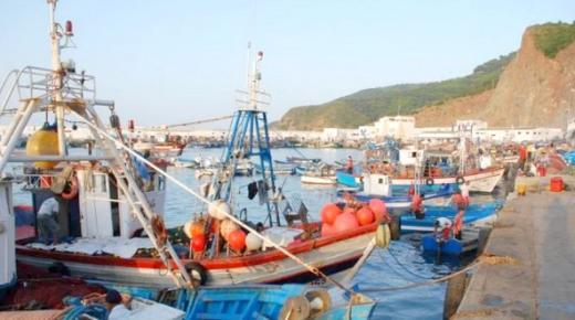 ظاهرة الهجرة السرية تصل إلى بواخر الصيد الكبرى بالحسيمة