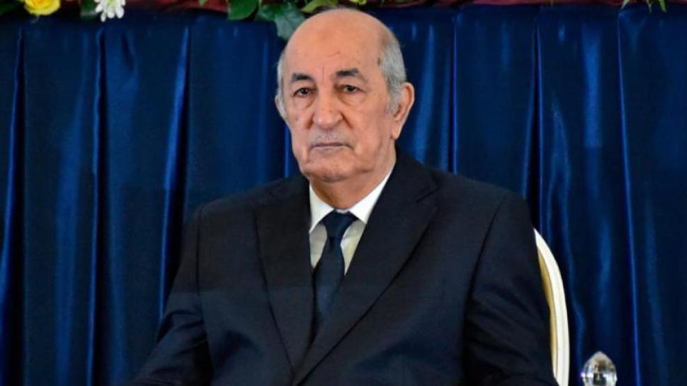الرئيس الجزائري يعلن حلّ البرلمان ويصدر هذا القرار بخصوص معتقلي الحراك