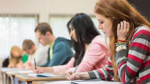خبر هام للراغبين في اجتياز الامتحانات الإشهادية الخاصة بالمرشحين الأحرار