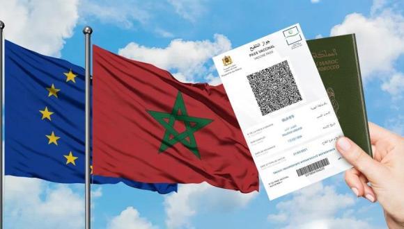 الإتحاد الأوروبي يخرج عن صمته بعد إعتماد جواز التلقيح المغربي