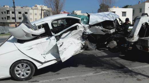 حصيلة ثقيلة من القتلى والجرحى جراء حوادث السير في لمغرب