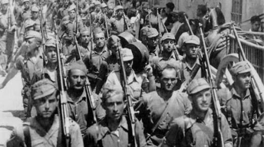 """وزارة الدفاع الإسبانية تقرر منح إعانة مالية قدرها 1000 يورو للمشاركين في """"الحرب المنسية"""" بسيدي إفني"""