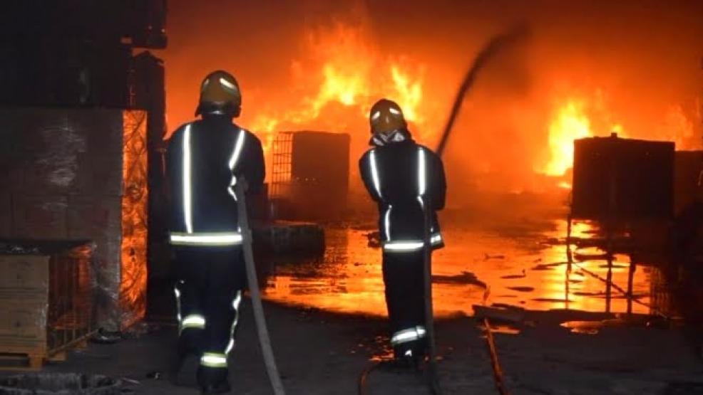 مغربي يضرم النار في مركز لاستقبال طالبي اللجوء في ألمانيا