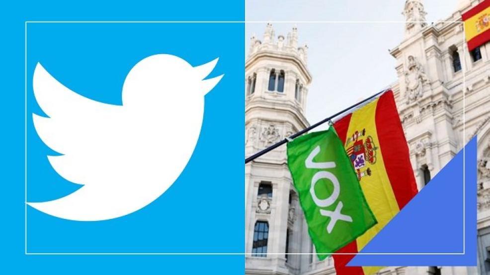 تغريدة عنصرية ضد المسلمين تحجب حساب حزب إسباني على تويتر