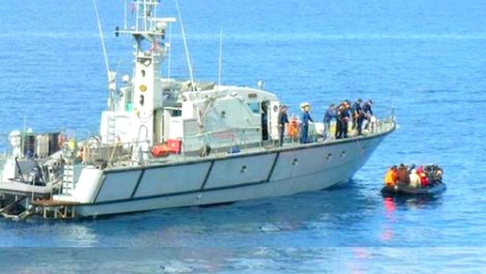 انقاذ 32 مهاجرا سريا ابحروا من سواحل الناظور
