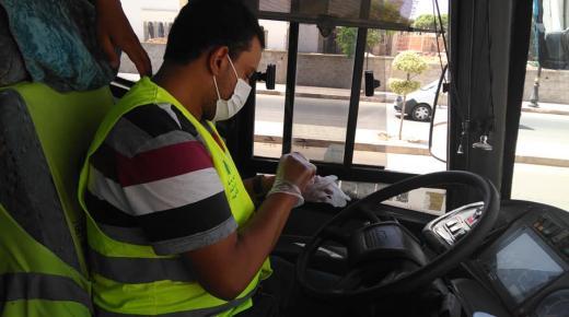 تمديد أجل تسجيل الراغبين في الحصول على بطاقة السائق المهن إلى غاية..