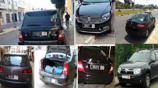 حملة أمنية على سيارات الدولة المستغلة لأغراض شخصية
