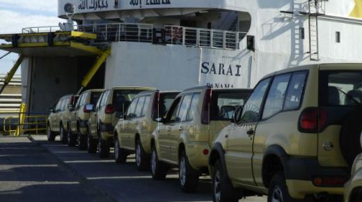 جدل في إسبانيا بسبب تزويد المغرب بأسطول سيارات لمحاربة الهجرة السرية