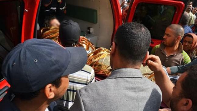 """""""بوعزيزي زايو"""".. أضرم النار في جسده ببني أنصار"""