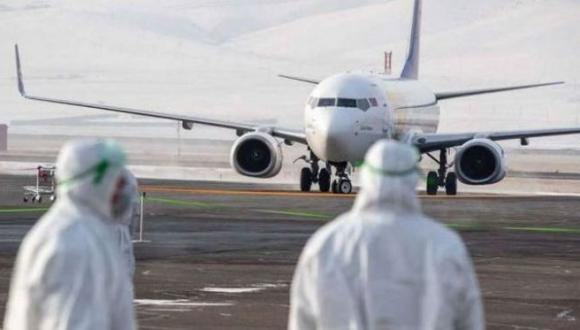 المغرب يعلق الرحلات الجوية مع المملكة المتحدة