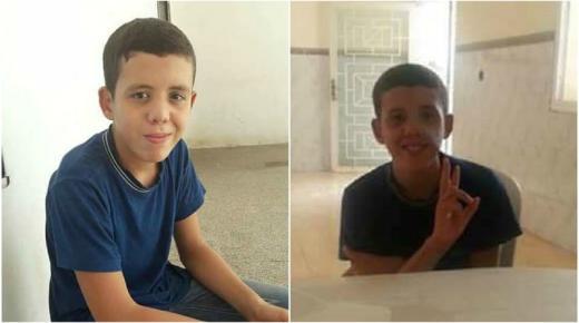 شاهد بالفيديو ما قاله أصغر معتقل في حراك الريف بعد إطلاق سراحه