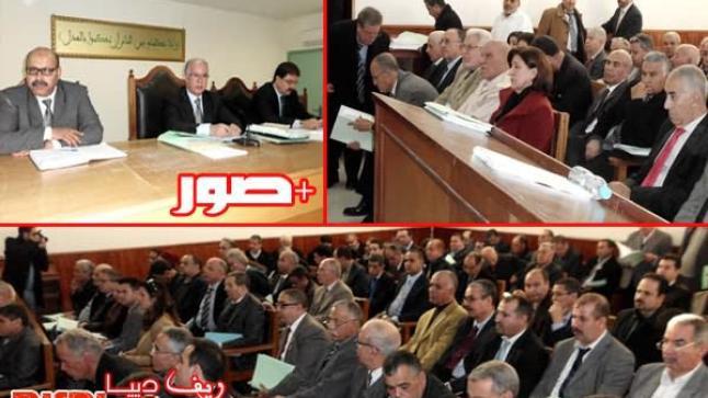 انتخاب الاستاذ عبد القادر البنيحياتي نقيبا لهيئة المحامين بالناظور