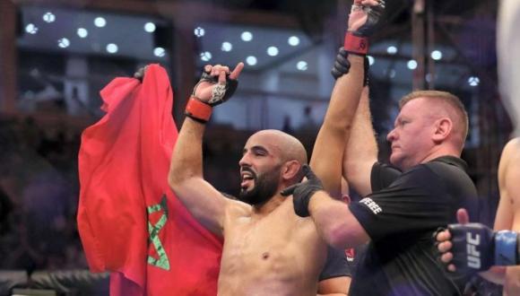عاجل..منظة UFC تعيد عثمان أزعيتر إلى حلبة المصارعة