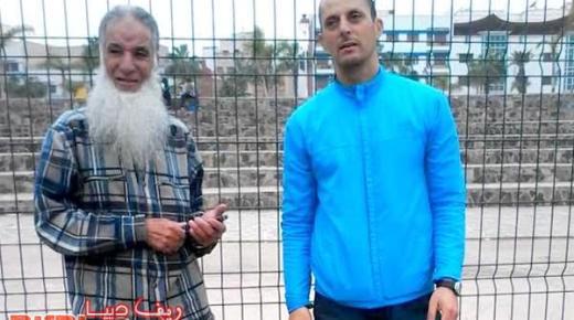 نداء لمساعدة البطل والإطار التقني عزيز بوشيفار