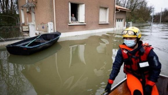إرتفاع حصيلة ضحايا فيضانات غرب ألمانيا