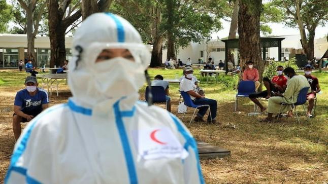 تسجيل 200 إصابة جديدة بكورونا في صفوف الممرضين خلال أسبوعين