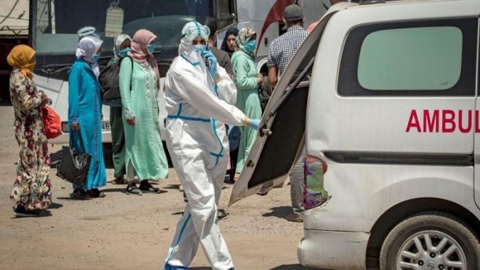 المغرب يُسجل رقم غير مسبوق في إصابات كورونا
