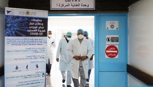 إصابة موظف في عمالة اقليم الحسيمة بعدوى فيروس كورونا