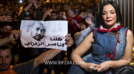 """لبنى أبيضار توجّه نداءً إنسانياً لإطلاق سراح """"كافة المعتقلين السياسيين"""""""