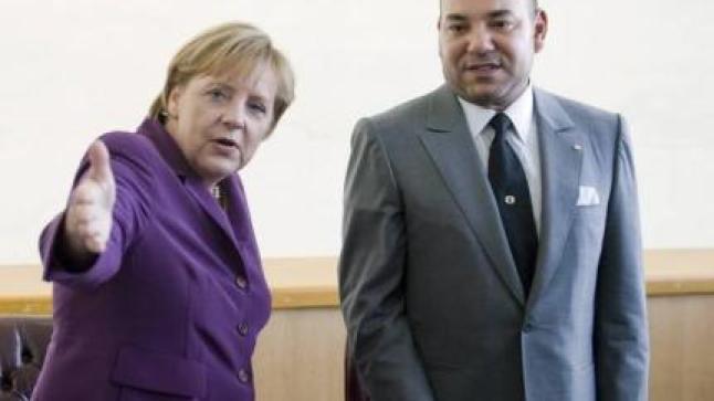 الملك محمد السادس يتفوق على المستشارة الألمانية ويحتل الرتبة الاولى لأكثر الشخصيات تأثيراً في العالم