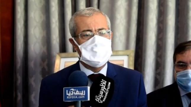 وزير العدل في الحجر الصحي بعد إصابة اثنين من مستشاريه بفيروس كورونا