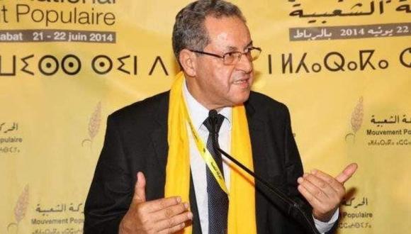 العنصر: لن أترشح لولاية أخرى على رأس الأمانة العامة لحزب السنبلة