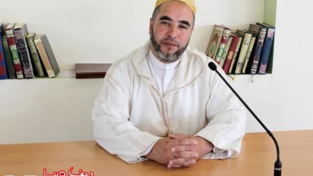"""الشيخ زروال إمام مسجد حسان بفرانكفورت: """"كيف نستعد لرمضان"""""""