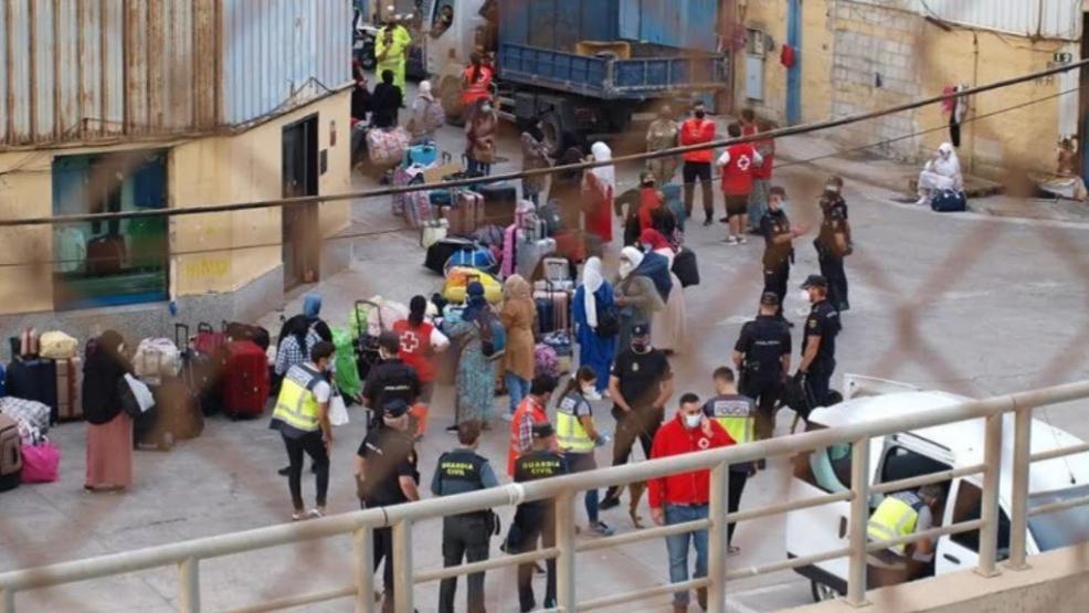 مليلية وسبتة تطالبان مدريد بإنقاذهما من الأزمة الخانقة