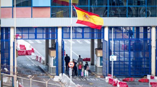 الحصار المغربي الخانق يدفع حكومتي سبتة ومليلية المحتلتين إلى إطلاق نداء استغاثة