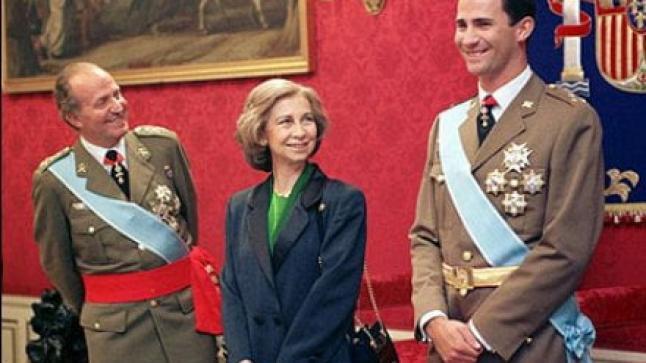 إسبانيا: الملك خوان كارلوس الأول يوقع تنازله عن العرش لصالح الأمير فيليبي (فيديو)