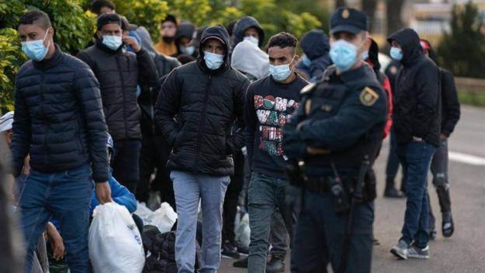 معاناة آلاف المهاجرين المغاربة مستمرة بجزر الكناري