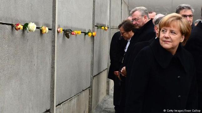 فيديو: ألمانيا تحتفل بالذكرى 25 لسقوط جدار برلين