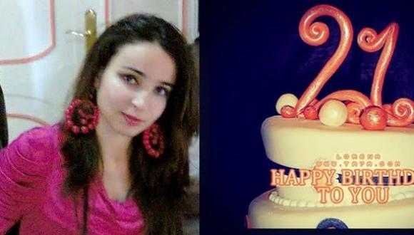 تهنئة للزميلة مازيليا إبتسام عباسي بمناسبة عيد ميلادها