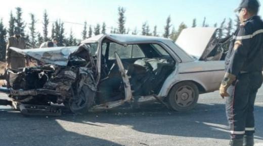 حادث سير تودي بحياة 3 أشخاص ضواحي الناظور
