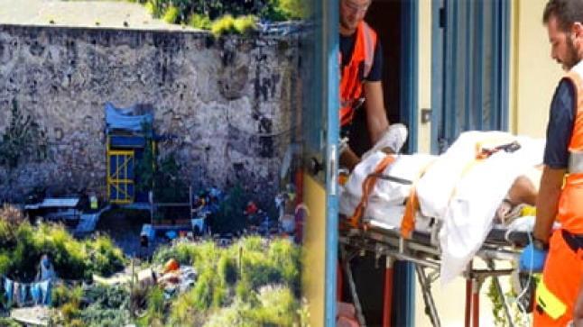 وفاة مهاجر مغربي يعيش حياة التشرد في ظروف مأساوية بإيطاليا وهكذا تم العثور على جثته