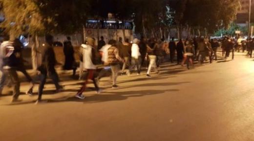 مئات الأفارقة يشدون الرحال نحو سبتة مشياً على الأقدام