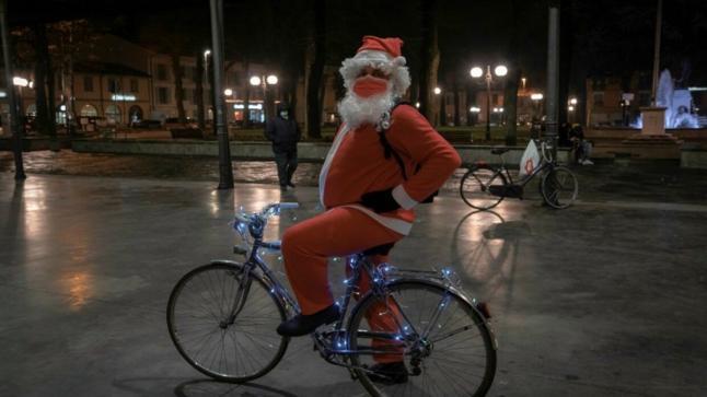 """بلجيكا: """"بابا نويل"""" يتسبب في وفاة 18 مقيما بدار رعاية"""